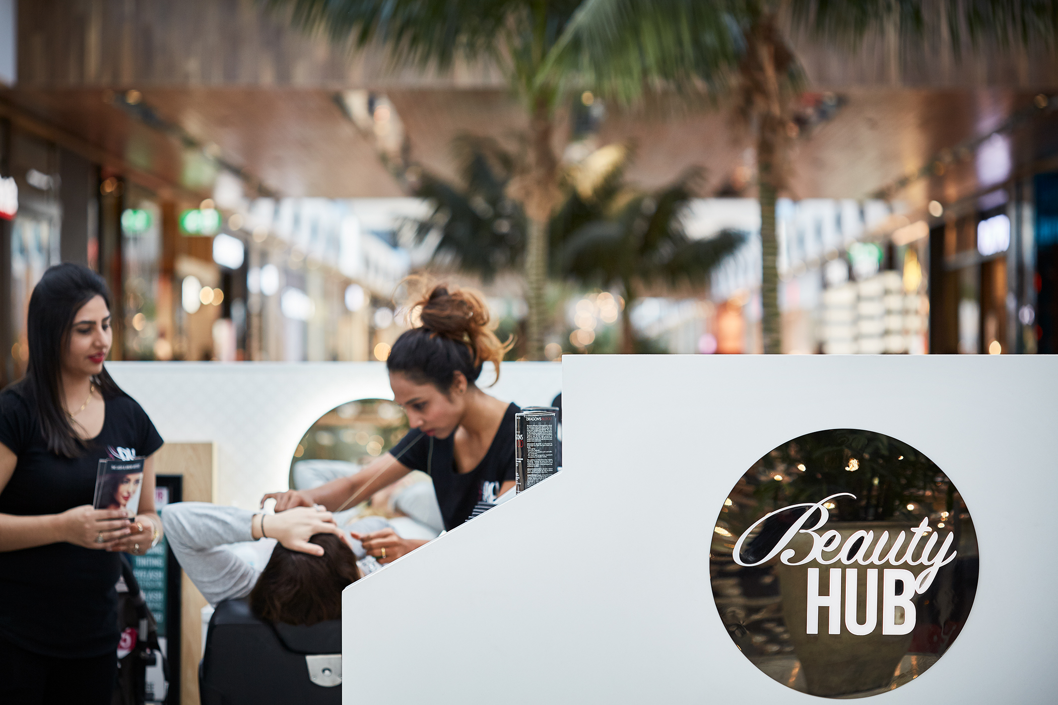Beauty Hub Kiosk Design & Manufacture Westfield