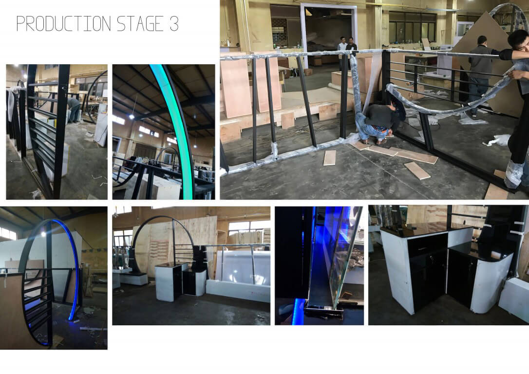kiosk design & kiosk manufacture pop up